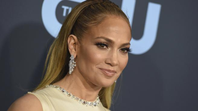 Jennifer Lopez en los Critics Choice Awards 2020
