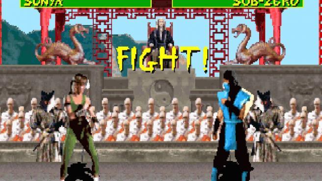 Mortal Kombat es uno de los juegos más visitados en Internet Archive.