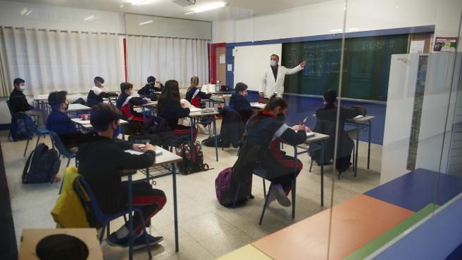Coronavirus.- La Junta detecta un aumento del absentismo escolar de 84 alumnos respecto al año anterior