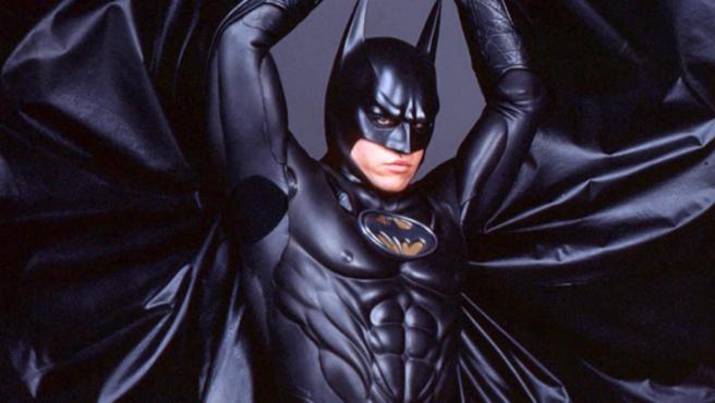 Val Kilmer en 'Batman Forever'.
