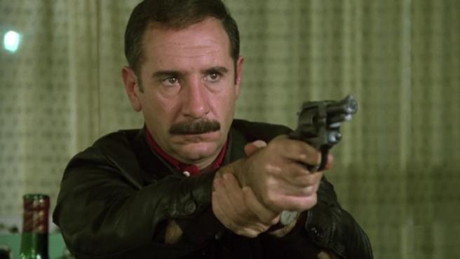 Alfredo Landa como Germán Areta en 'El crack'