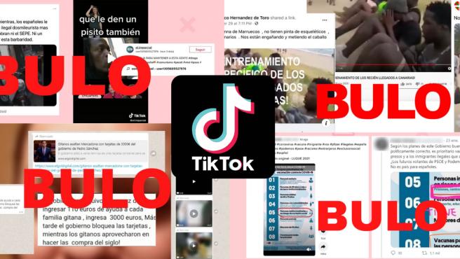 Videos para desinformar en Tik-Tok
