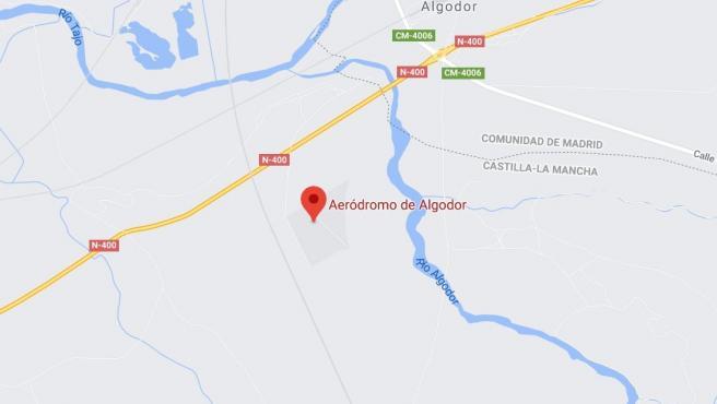 Aeródromo de Algodor (Toledo)