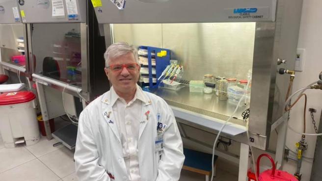 El profesor Nadir Arber, uno de los médicos e investigadores más destacados del Hospital Ichilov de Tel Aviv.