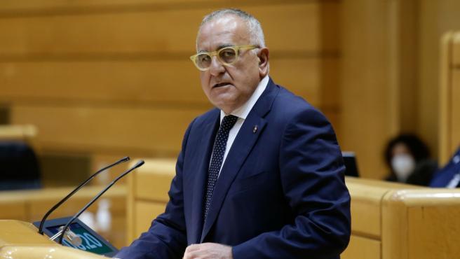 El senador Clemente Sánchez-Garnica (PAR).