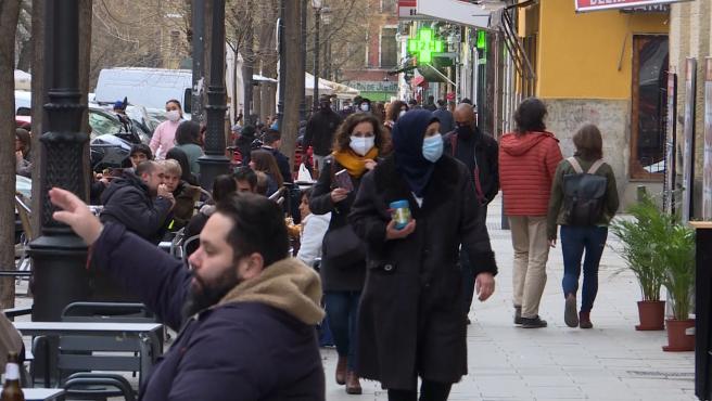 España ya supera los 3 millones de contagios de coronavirus