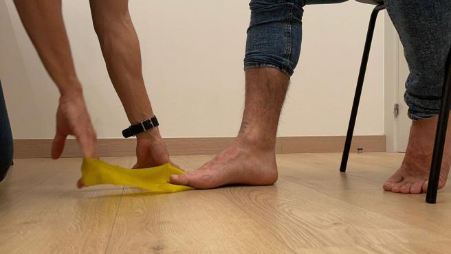 Trabajar el pie mejora la calidad de nuestro movimiento y alivia dolencias.