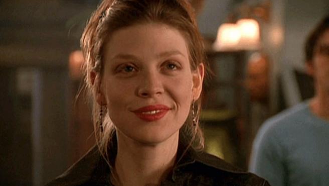 Amber Benson como Tara en 'Buffy, cazavampiros'