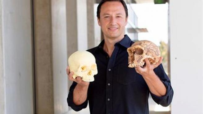El doctor Alysson R. Muotri, de la Facultad de Medicina de la Universidad de California en San Diego (EE UU).