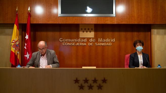 Madrid no descarta utilizar un código QR para el registro de los clientes de los establecimientos de hostelería
