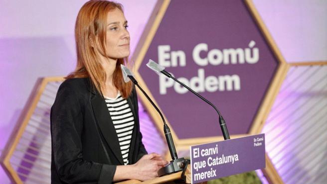 """Albiach (comuns) pide el voto para un """"Govern transversal y de izquierdas"""""""