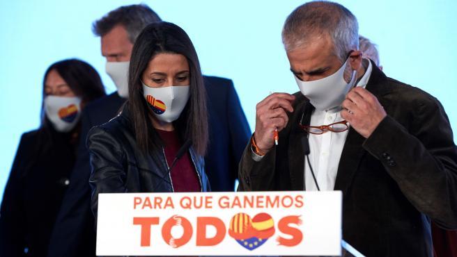 La formación que preside Carlos Carrizosa en Cataluña pierde 30 escaños respecto a las anteriores elecciones