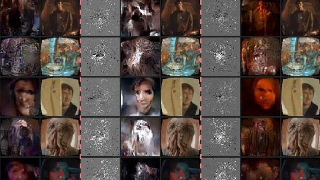 Brain2Pix se probó con varios pacientes viendo un episodio de Doctor Who.