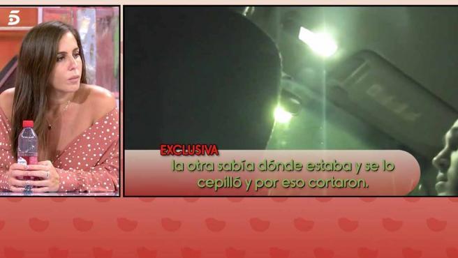 Cámara oculta a Kiko Rivera en la que habla de su madre y María del Monte.