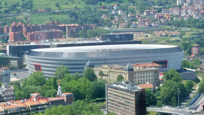 Estadio de San Mamés (Bilbao)