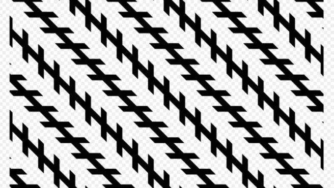 Ilusión de Zöllner.