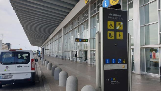 La Terminal 2 (T2) del Aeropuerto de Barcelona