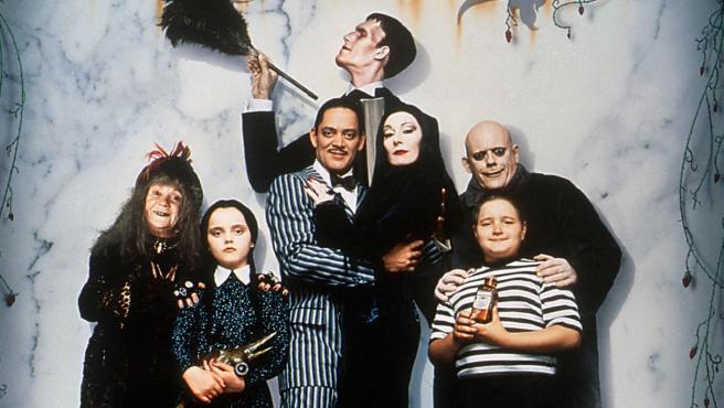 Live-action de 'La familia Addams' en los 90