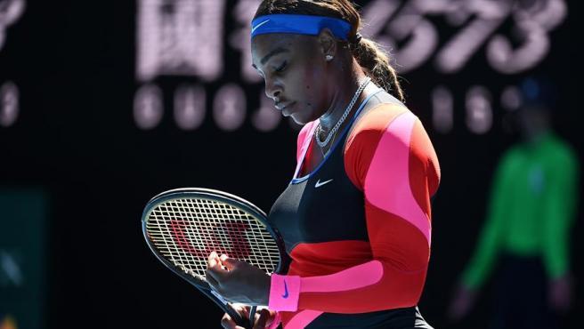 La tenista estadounidense Seran Williams.