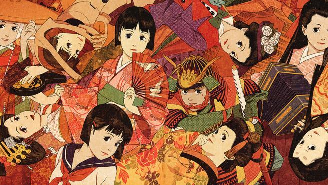 'Millennium Actress', de Satoshi Kon.