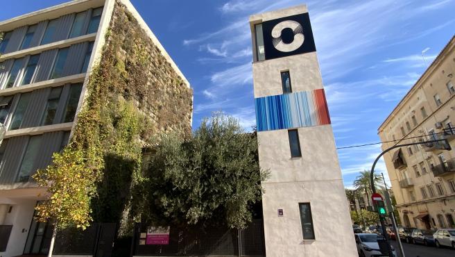 Sede del Observatorio contra el Cambio Climático de València.