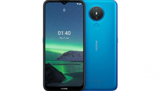 Nokia acaba de lanzar en Europa el Nokia 1.4 (99 euros)