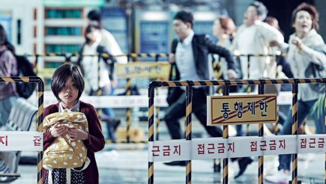 Fotograma de 'Tren a Busan'
