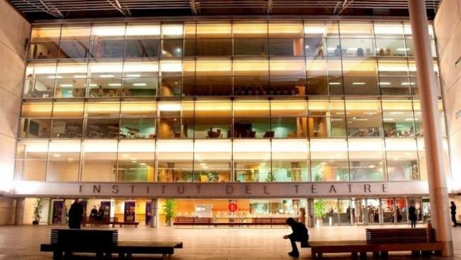 Imagen de archivo del Institut del Teatre.