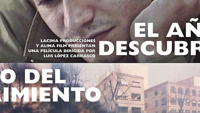 Archivo - Cartel del documental 'El año del descubrimiento'
