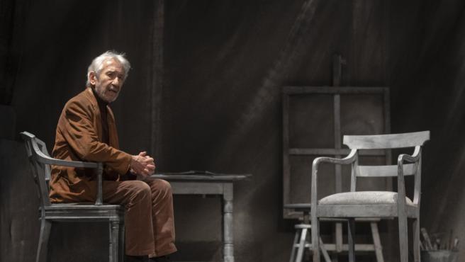 Una conferencia sobre Goya y 'Señora de rojo sobre fondo gris', en la programación del Buero Vallejo al volver a fase 2