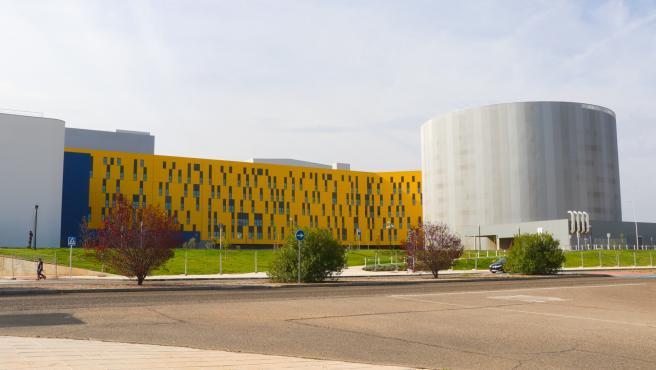 Archivo - Nuevo hospital de Toledo