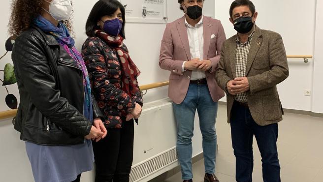 MásJaén.- El presidente de Diputación inaugura en Torredelcampo el Centro de Día para Personas Mayores 'Arrayán'