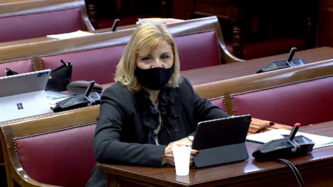 La senadora del PP, Violante Tomás