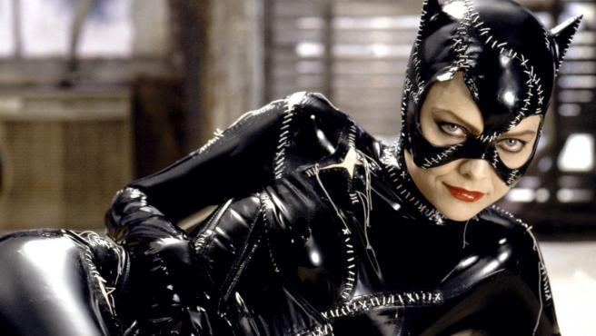 Michelle Pfeiffer como Catwoman en 'Batman vuelve'