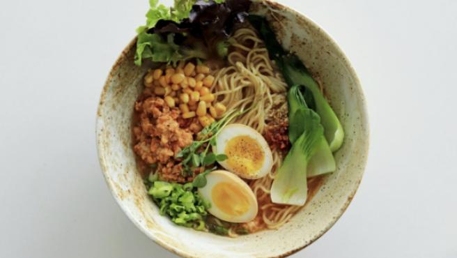 El Ramen es un plato muy nutritivo que admite un gran abanico de variedades y presentaciones.