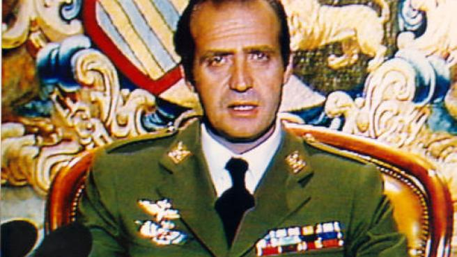 Discurso del Rey Juan Carlos I contra el golpe de estado del 23-F