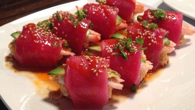 El atún rojo es un preciado pescado rico en omega 3 y vitaminas del grupo B