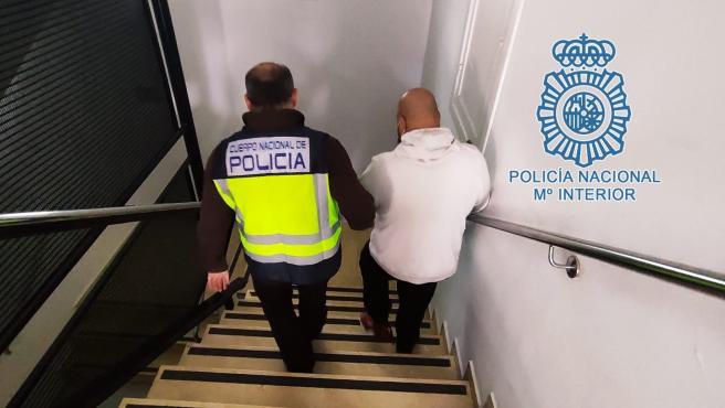 Detenido por la supuesta venta de cerdos ibéricos robados de una finca nazarena