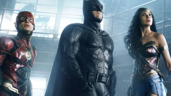 Fotograma de 'Liga de la Justicia'