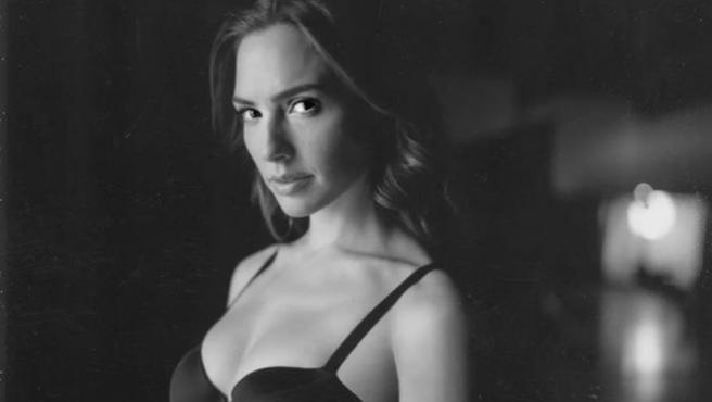 Gal Gadot como Wonder Woman en la prueba de cámara para 'Batman v Superman'