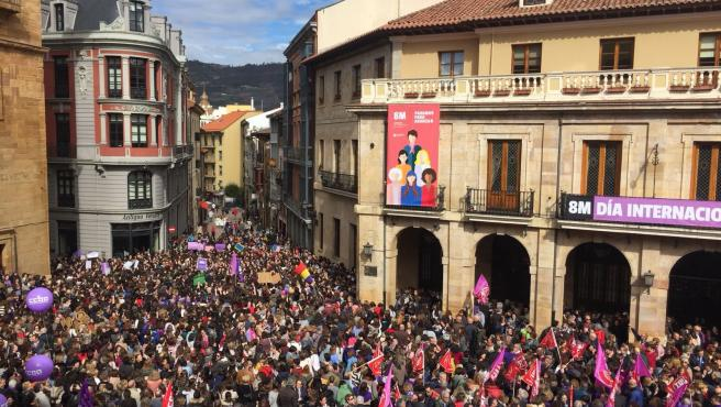 """Darias asegura que """"no ha lugar"""" a las manifestaciones del 8M en pandemia y llama a la """"responsabilidad"""""""