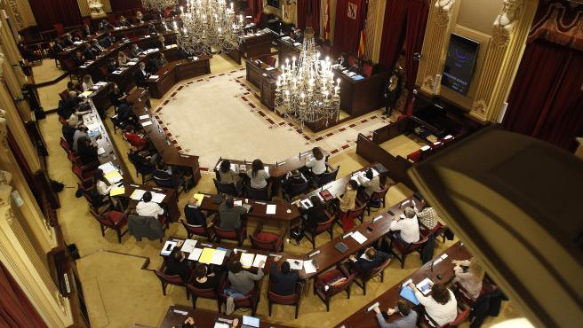 El Parlament volverá a debatir el próximo martes la presentación de un recurso de inconstitucionalidad contra los PGE