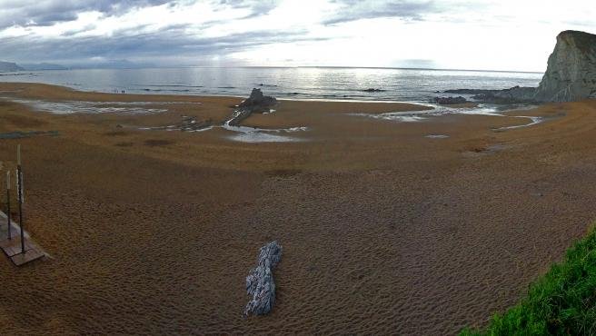 Playa Arrietara.