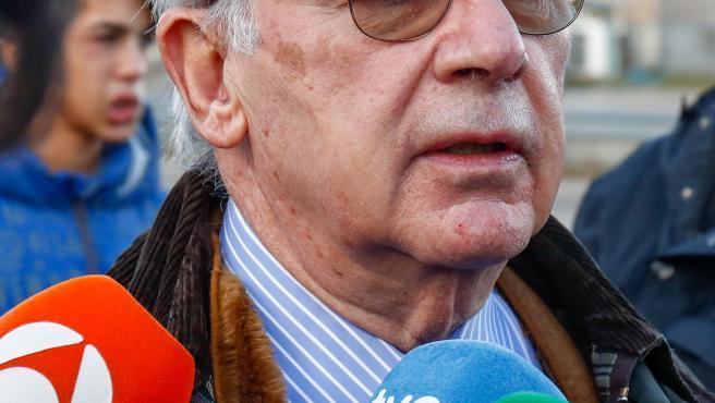 Archivo - El expresidente de Bankia Rodrigo Rato