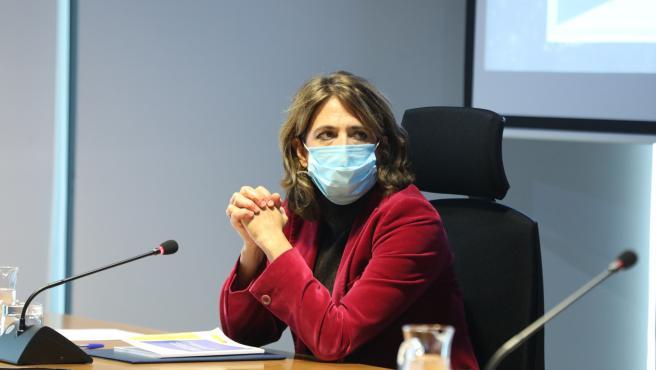 Archivo - La Fiscal General del Estado, Dolores Delgado.