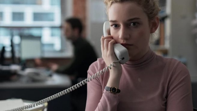Julia Garner en 'The Assistant'