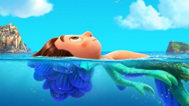Tráiler de 'Luca', un cuento de Pixar bañado por el Mediterráneo