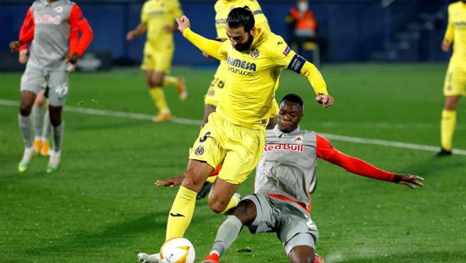 Villarreal vs Salzburgo