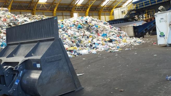 Archivo - PLanta de tratamiento de residuos de Cogersa.