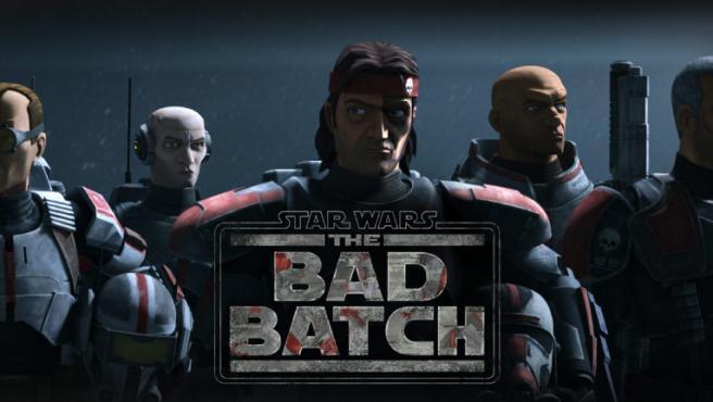 Imagen promocional de 'Star Wars: La remesa mala'